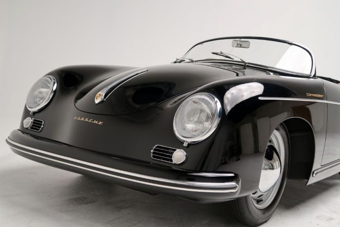 porsche - 1955 porsche 356 speedster 01 663x442 - Rare Porsche could crack the $1 million mark