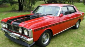 Vote for the Falcon GT you'd like to own