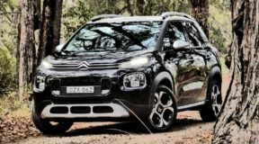 Citroen C3 Aircross: Because you can