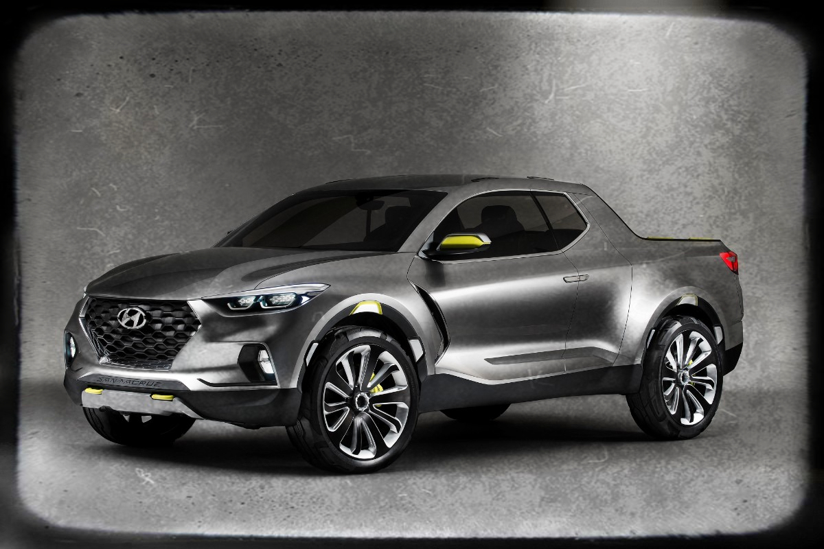 Hey, Kia! What about a ute?