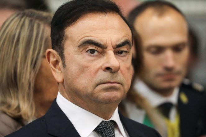 ghosn - carlos ghosn arrest 02 663x442 - No more sushi — Ghosn gone for a kebab