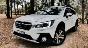 Subaru Outback: Oldie but a goldie