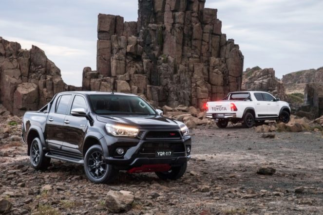 dealers - toyota hilux sport 2019 review and specs Edited 663x442 - Bushfires and bad news for car dealers