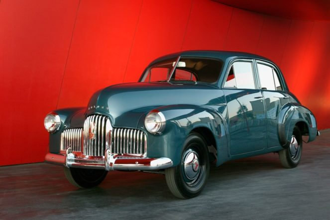 1946 Holden prototype number one 663x442 - Holden: Making cars and memories
