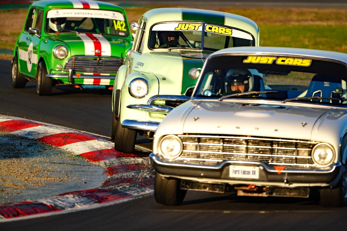 Winton Mini Holden Ford