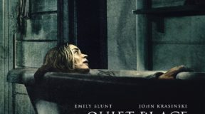 A Quiet Place — a frightening future