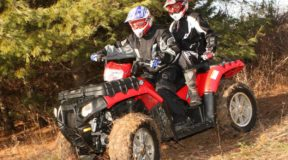 Polaris pulls ATVs from sale