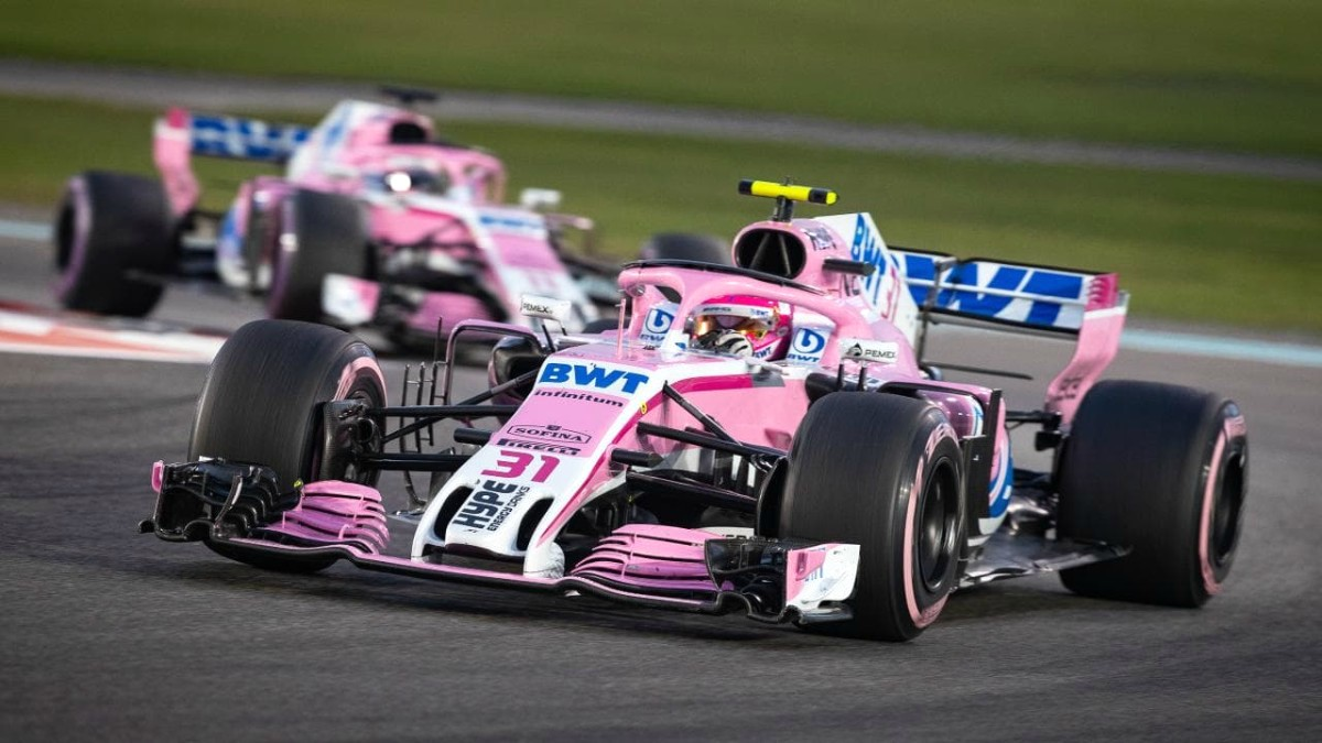 racing point perez and stroll - Super Stroll funds Aston Martin F1 team