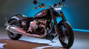 BMW's Berlin bad boy ready to take on Harley