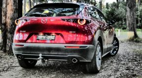 Mazda CX-30: A cannibal that waits to pounce?