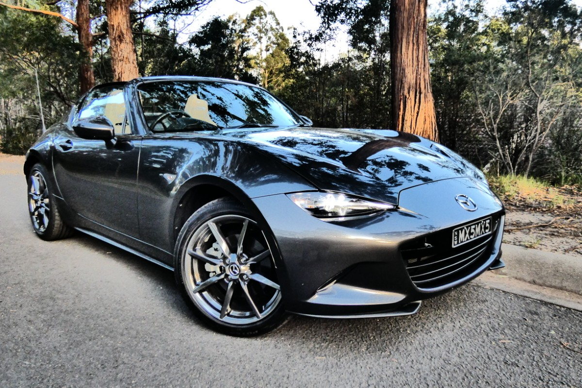 Mazda MX-5: The spin wins a grin