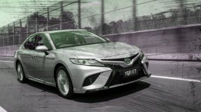 Toyota Camry Hybrid: Stick your SUV!