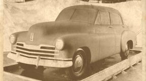 So . . . who did design the first Holden?