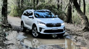 Kia Sorento: Who left the bugs out?