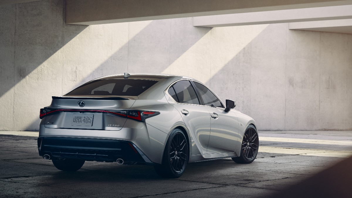 2020 Lexus IS F SPORT 4