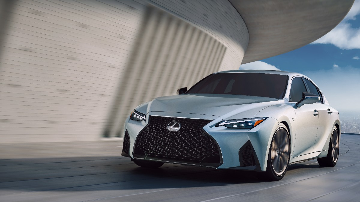 2020 Lexus IS F SPORT 5