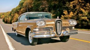 Edsel — Ford's most successful failure