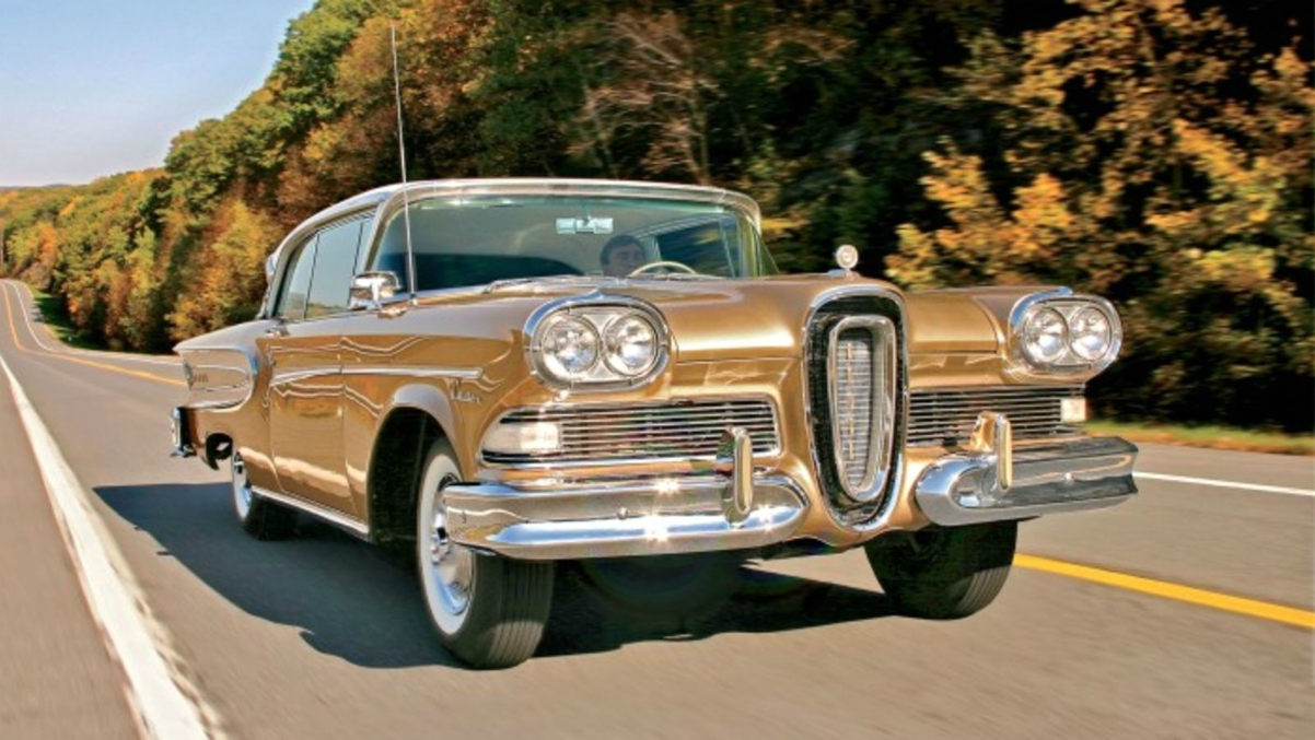 Edsel -- Ford's most successful failure