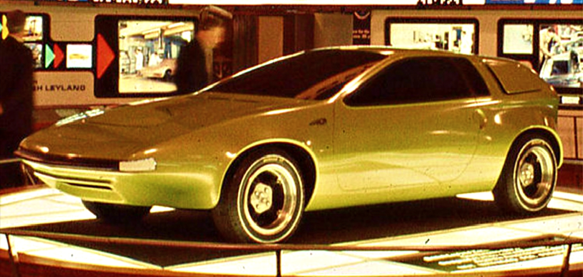 1969 Zanda concept - Princess marked end of the road for Wolseley