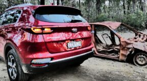 Kia Sportage: Here's the thing