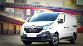 Renault Trafic: Some French savior-faire
