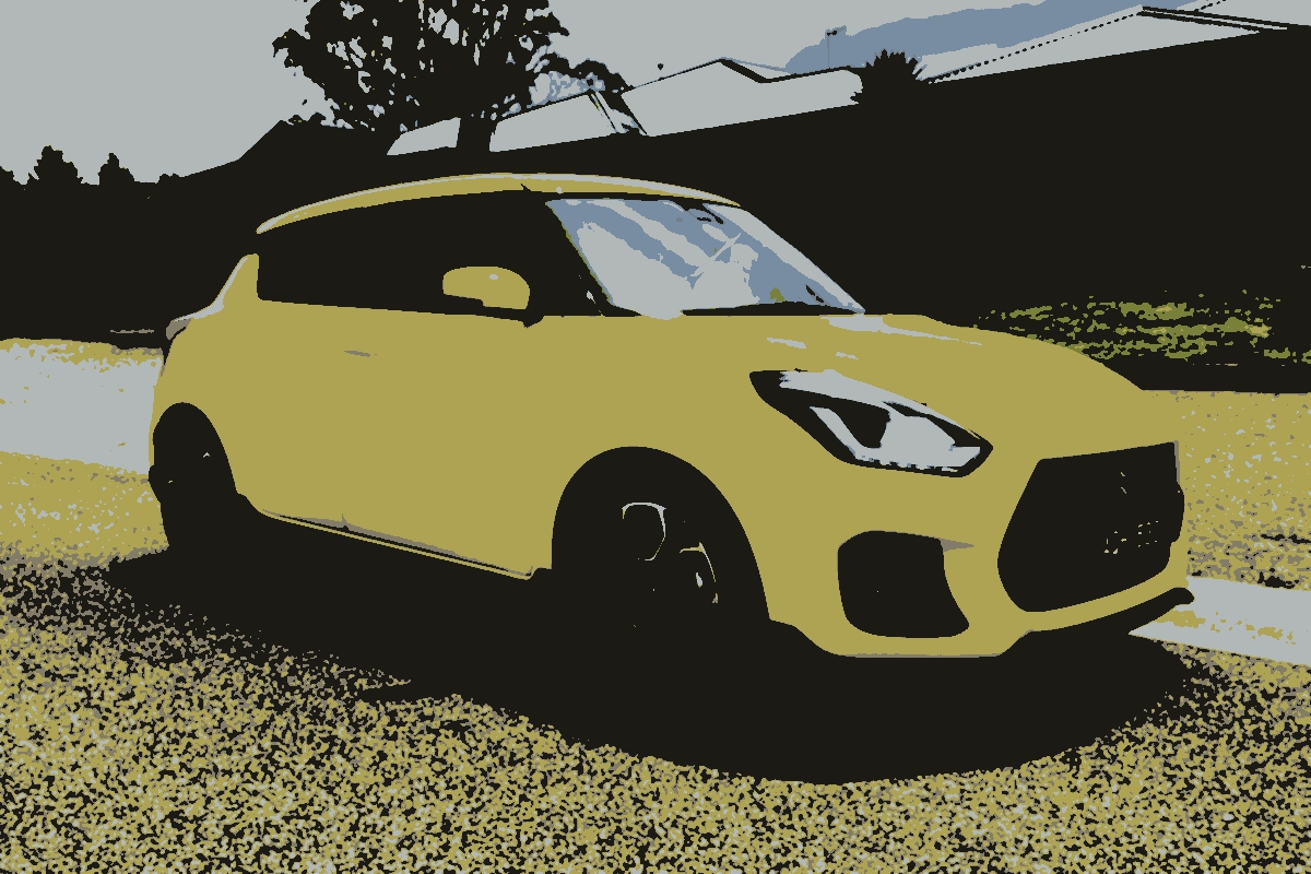 2020 Suzuki Swift Sport 11 - This could be mysterious 13th Talbot