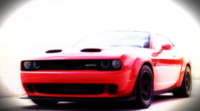 Dodge – go big . . . or go bigger!