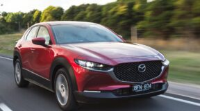 Sky the limit for hybrid Mazda