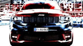 Jeep Grand Cherokee SRT: Fuel for thought