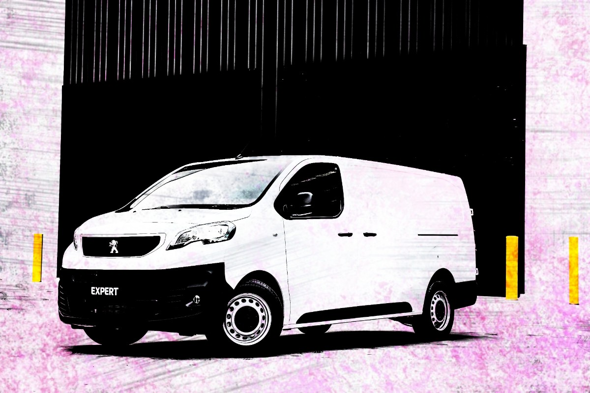 Peugeot Expert: The van that thinks it's a car