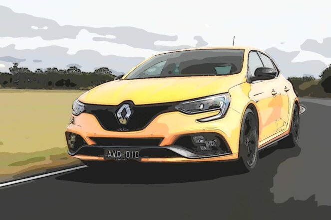 2020 Renault Megane RS 13 663x442 - Renault Megane RS: Worth every cent