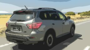 Nissan Pathfinder: Time to clean house