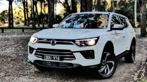 SsangYong Korando: Ultimately speaking