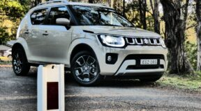 Suzuki Ignis: Too cool for school