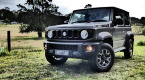 Suzuki Jimny: The automatic choice