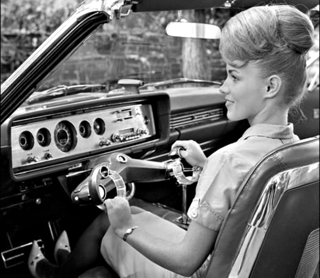 Fords wrist twist idea gained considerable attention in 1965 1
