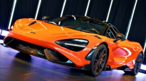 McLaren on the make