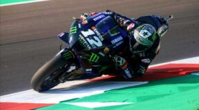 Lucky Vinales on a roll