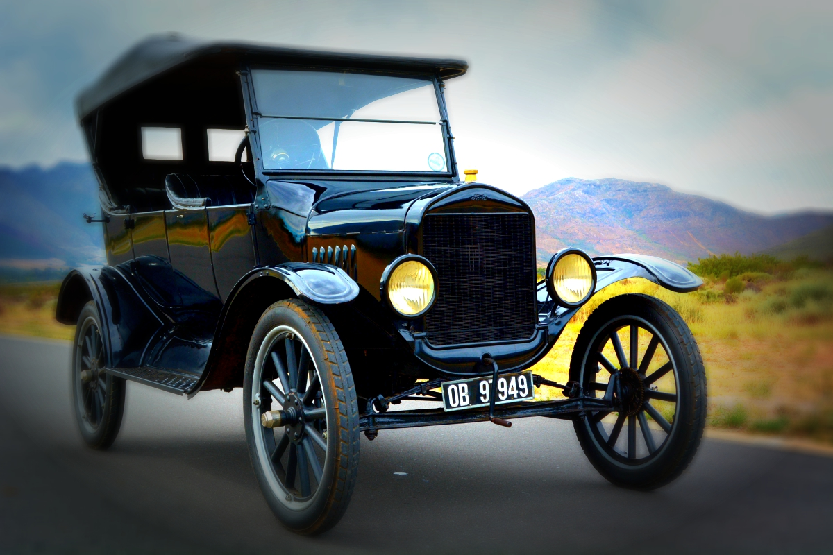 1923 Ford Model T 25