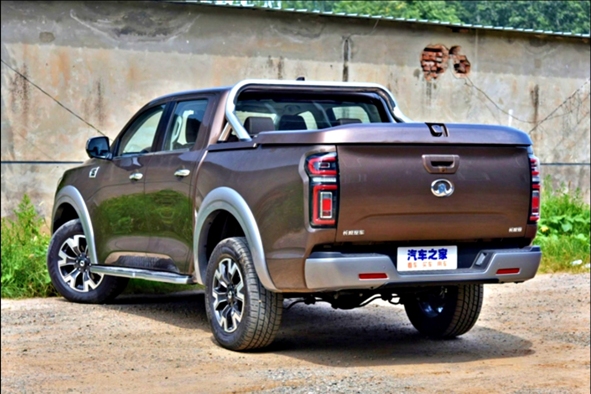 2020 Great Wall Ute 1 - Just what we need, another ute -- but it's a Great one