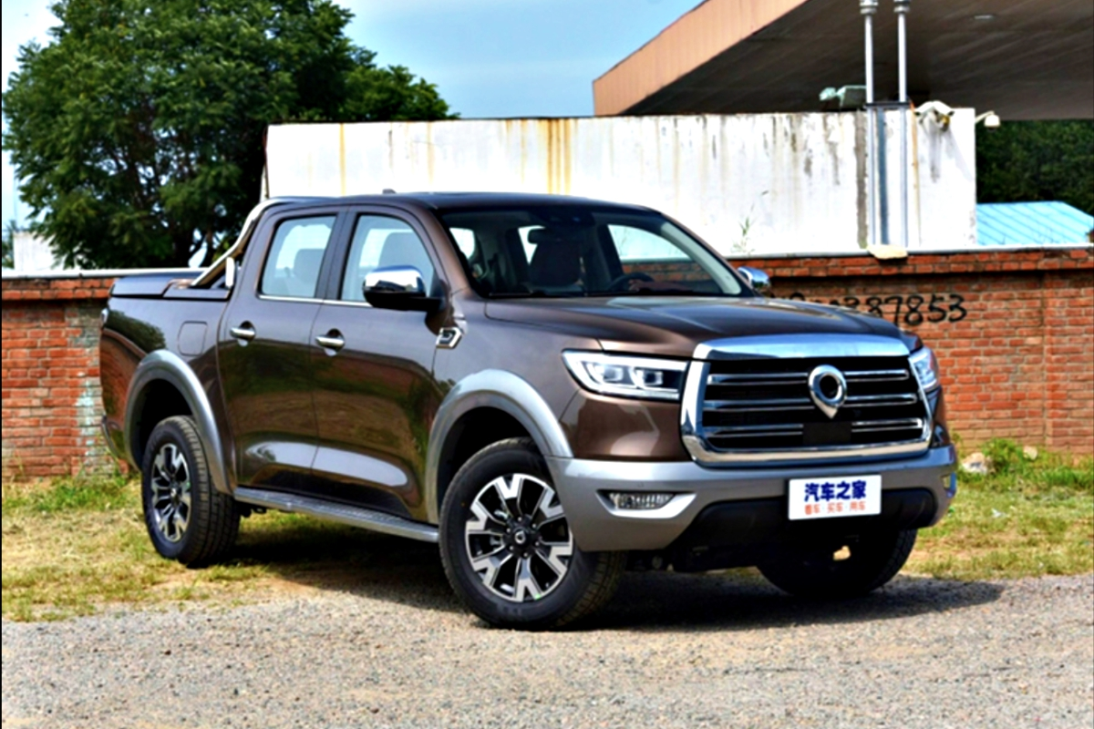 2020 Great Wall Ute 10 - Just what we need, another ute -- but it's a Great one