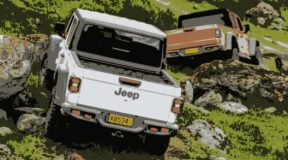 Jeep Gladiator: Well, I'm in