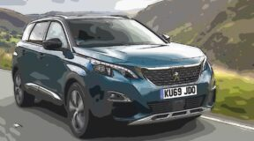 Peugeot 5008: Ignore the small torque