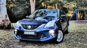 Suzuki Baleno: The hubcap edition