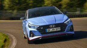Nothing lower case about Hyundai's new i20 N
