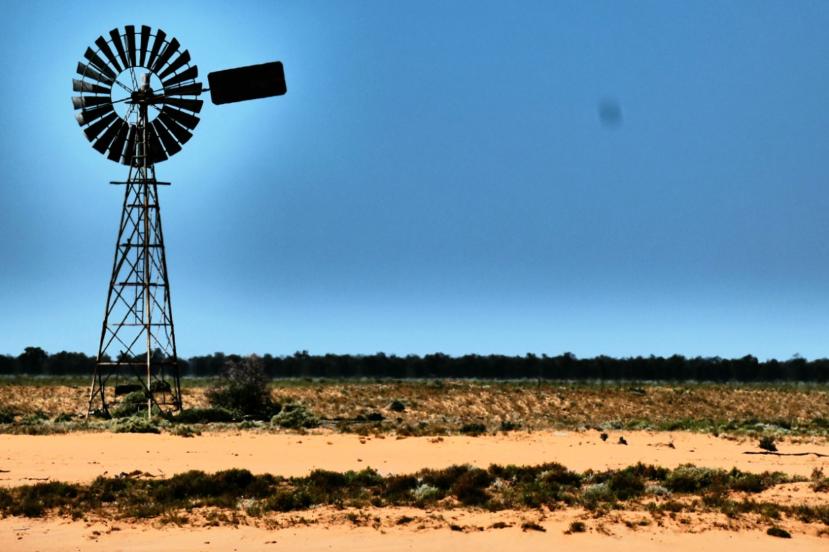 We hit the road to Broken Hill -- Day 11