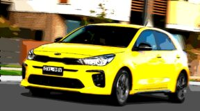 Kia Rio GT-Line: Time to turn up the heat?