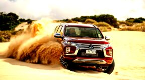 Mitsubishi Pajero Sport: Plenty to like