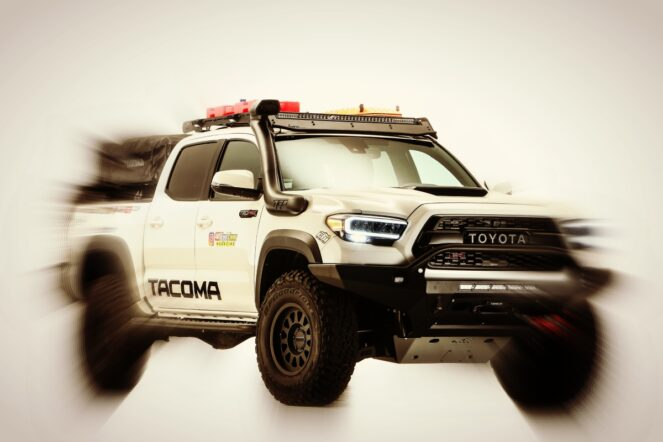 2020 Toyota Tacoma Overland feat 663x442 - Tacoma takes it up a level