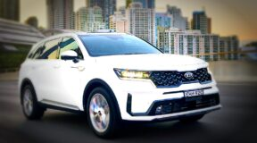 Kia Sorento: The hangover is over